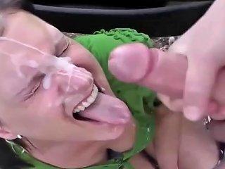Girls Love Big Cumshot Compilation