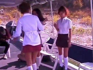 7 Teen Escorts Show Off Cute Fullback Panties To Rich Businessesmen Txxx Com