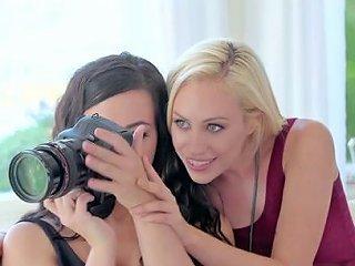 Lyra Law Elena Koshka Whitney Wright In Too Hot For Teacher Forbidden Submission Scene 01 Girlsway