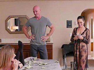 Anya Olsen And Kissa Sins In The Bang Ring 2 Hdzog Free Xxx Hd High Quality Sex Tube