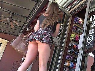 Sweet White Brunette Girl In The Gloryhole Feeds And Fucks On Big Black Dicks