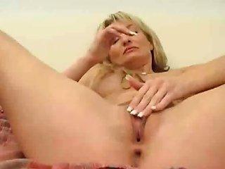 Blonde Milf Sticks A Golf Ball In Her Ass Nuvid