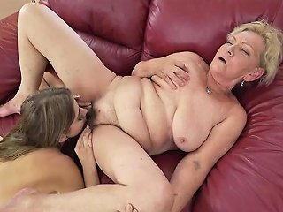 Russian Julia Red Licking Granny Irenes Hairy Pussy And Ass Drtuber