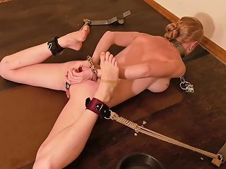 Spread Handcuffed