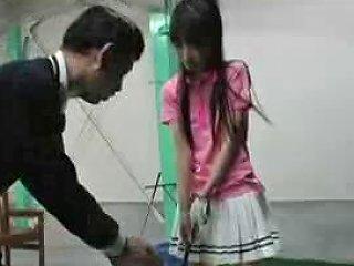 Golf Trainer Free Teen Porn Video 1b Xhamster