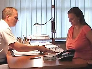 Sexy German Bbw Gets Fucked At Job Interview Free Porn 9a