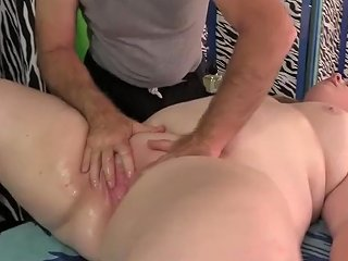 Chubby Chasing Masseur Gives A Raunchy Rubdown To Fat Redhead Ginger Rose 124 Redtube Free Masturbation Porn