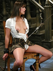 Classic Shoot- Where it all BeganbrThe Training of Bobbi Starr, Day One