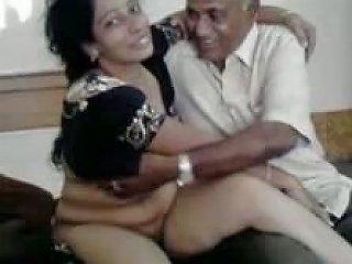 Old Indian Guy Enjoys...
