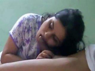 Cute Bhabhi Sucking...
