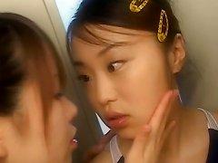Extremely Hot Japanese Schoolgirls Part2