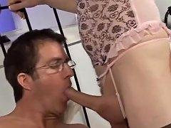 Hottest Amateur Shemale Clip With Stockings Mature Scenes Txxx Com