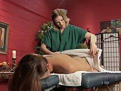 Slippery Sloppy Full Body Massage