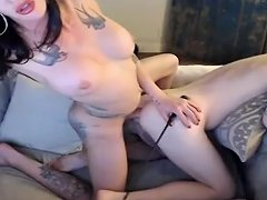Tranny Has Sex With Boyfriend