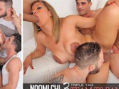 Naomi Chi In Triple Tag Team Ts Bangin' Ikillitts Txxx Com