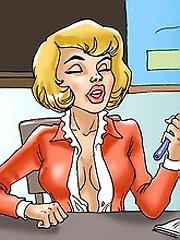 75 sex hungry slut^Toons Porn Cartoon porn sex xxx cartoons toon toons drawn drawings free