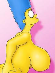 Bangin� Simpsons couples^tram pararam Cartoon porn sex xxx cartoons toon toons drawn drawings free