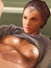 Star Wars hoes attack Dart Vader�s and Skywalker�s meat^Famous Comics Celebs Celebrity Celeb Cartoon porn sex xxx cartoons toon toons drawn drawings f